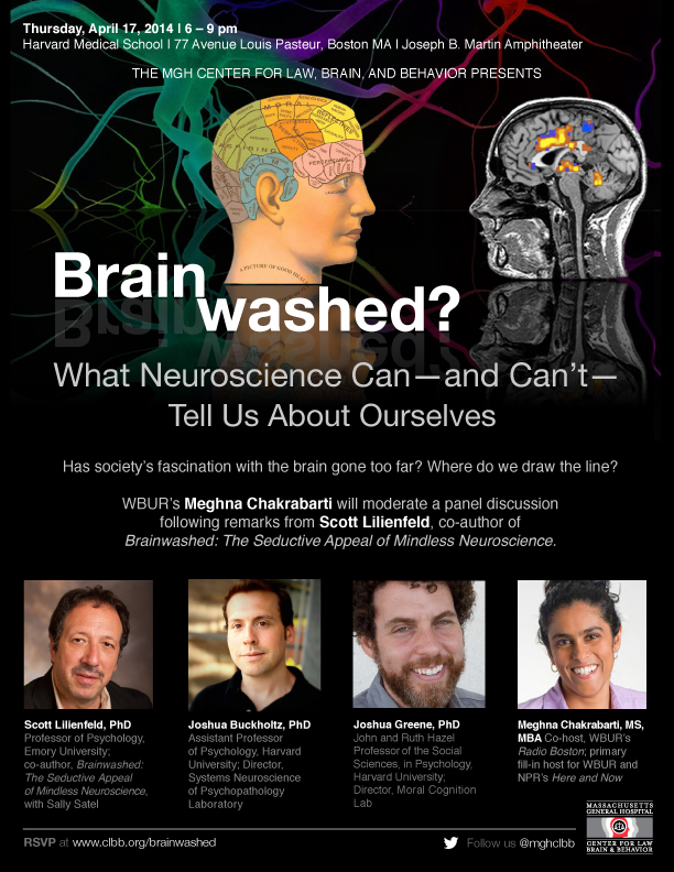Brainwashed? What Neuroscience Can – and Can't – Tell Us About Ourselves