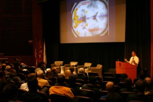 "Scott Lilienfeld presents findings from his book, ""Brainwashed: The Seductive Appeal of Mindless Neuroscience"""